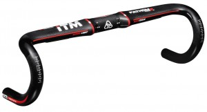 Manubrio da corsa ITM Phantom Carbon if NERO