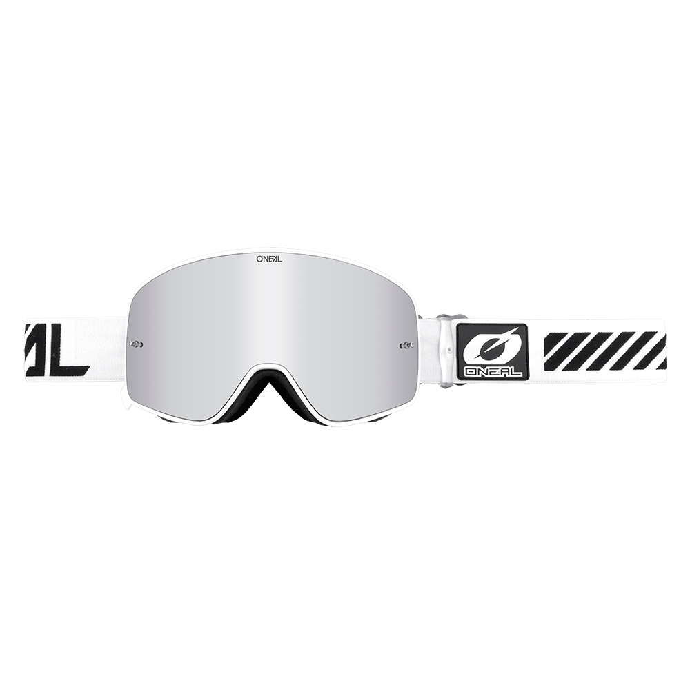Maschera O'Neal B50 Force UNICA WHITE
