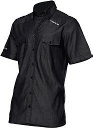 Mechanics Shirt men BLACK/WHITE