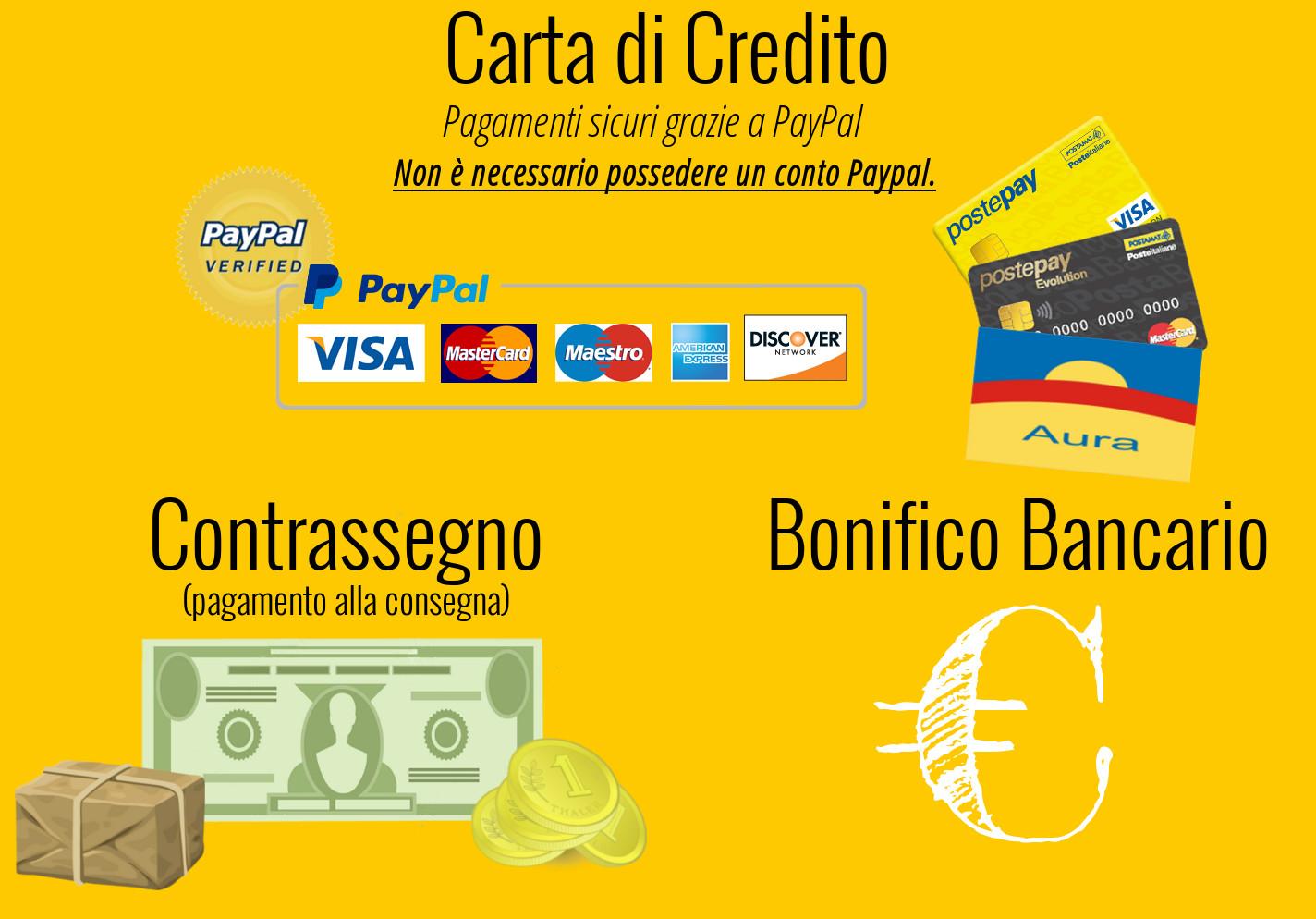 siti di acquisti online con pagamento alla consegna
