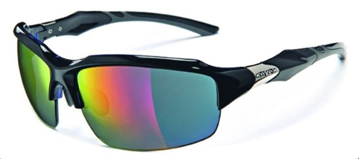Occhiale Kayak Raptor Polarized  NERO
