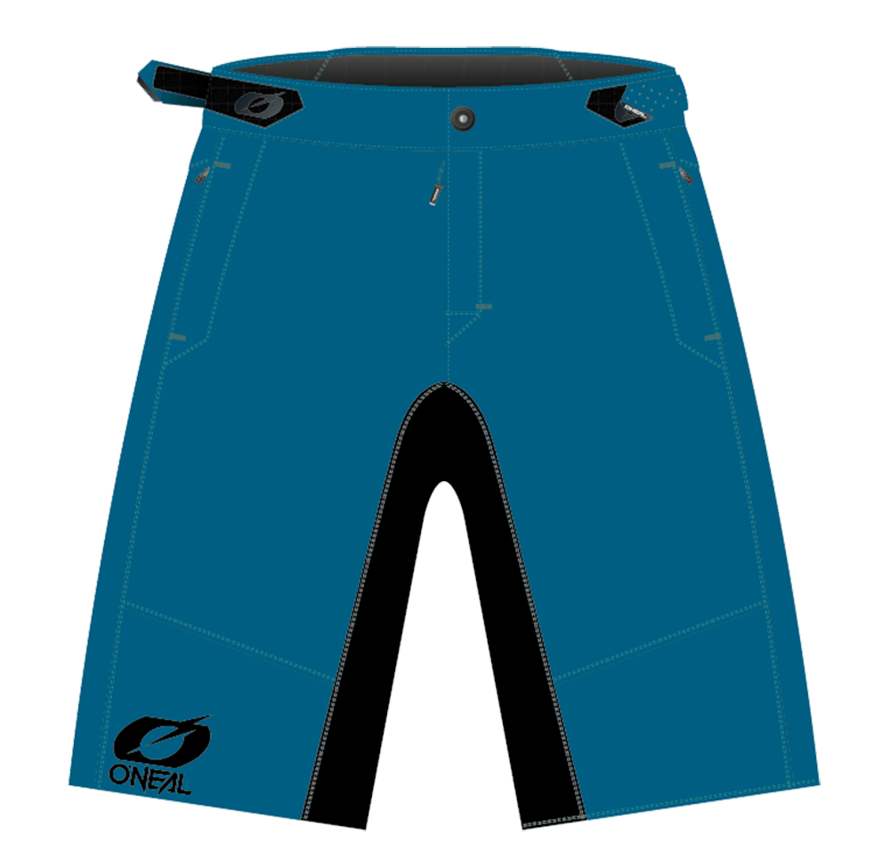 Pantaloni corti O'Neal ALL MOUNTAIN CARGO BLUE
