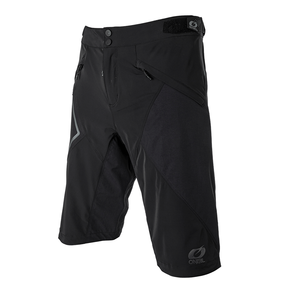 Pantaloni corti O'Neal ALL MOUNTAIN MUD BLACK