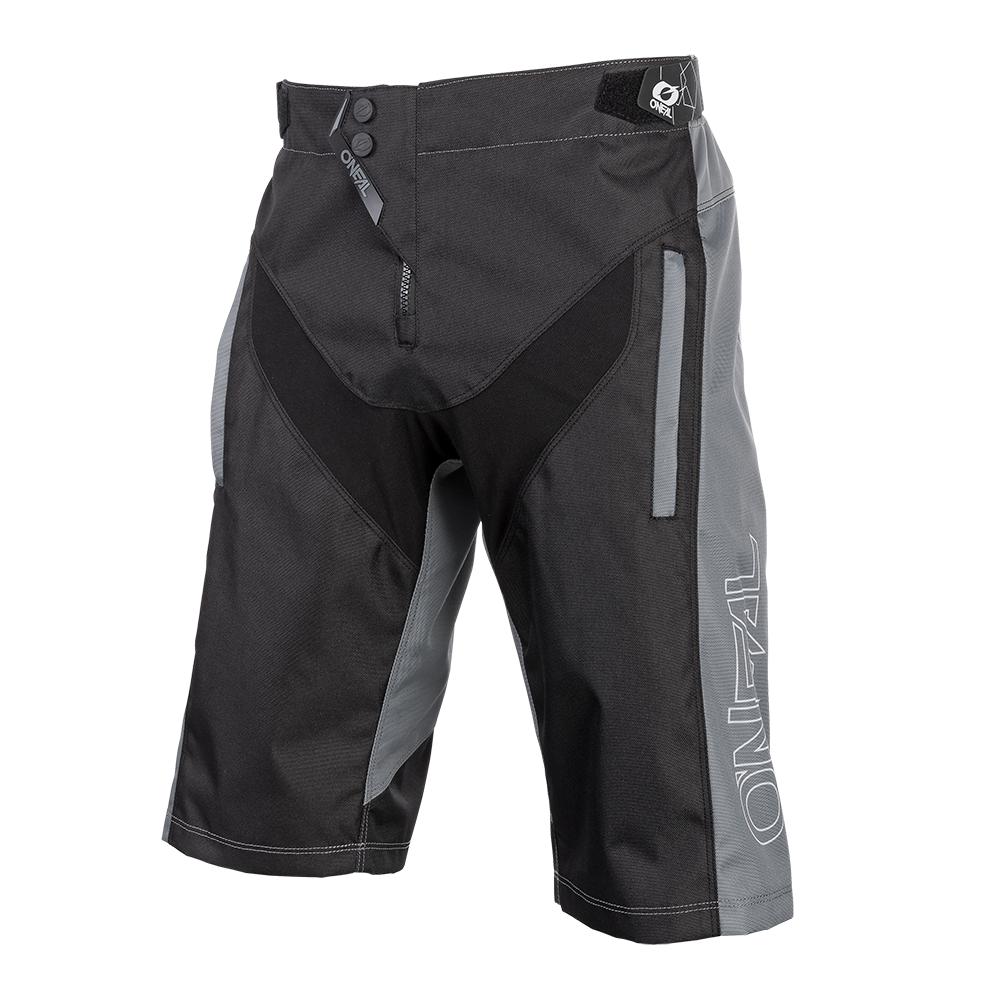 Pantaloni corti O'Neal ELEMENT FR Hybrid BLACK/GRAY