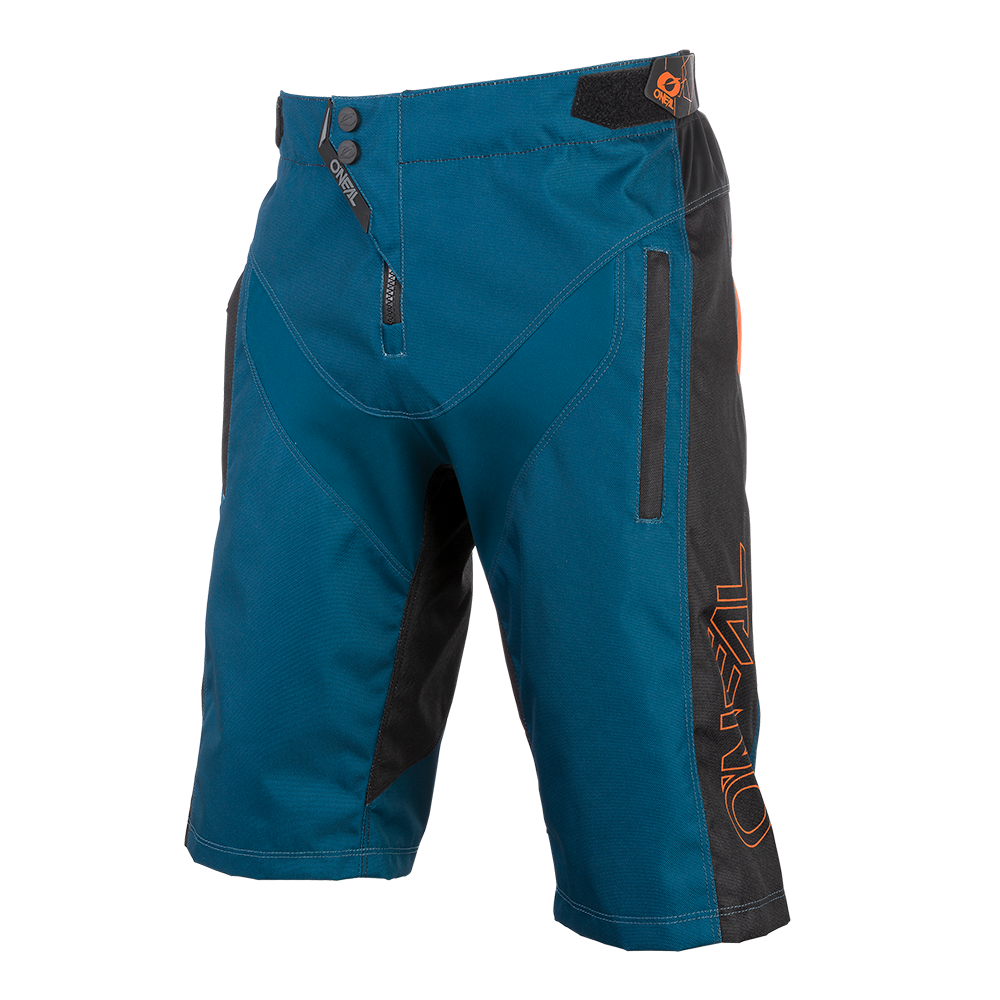 Pantaloni corti O'Neal ELEMENT FR Hybrid PETROL/ORANGE