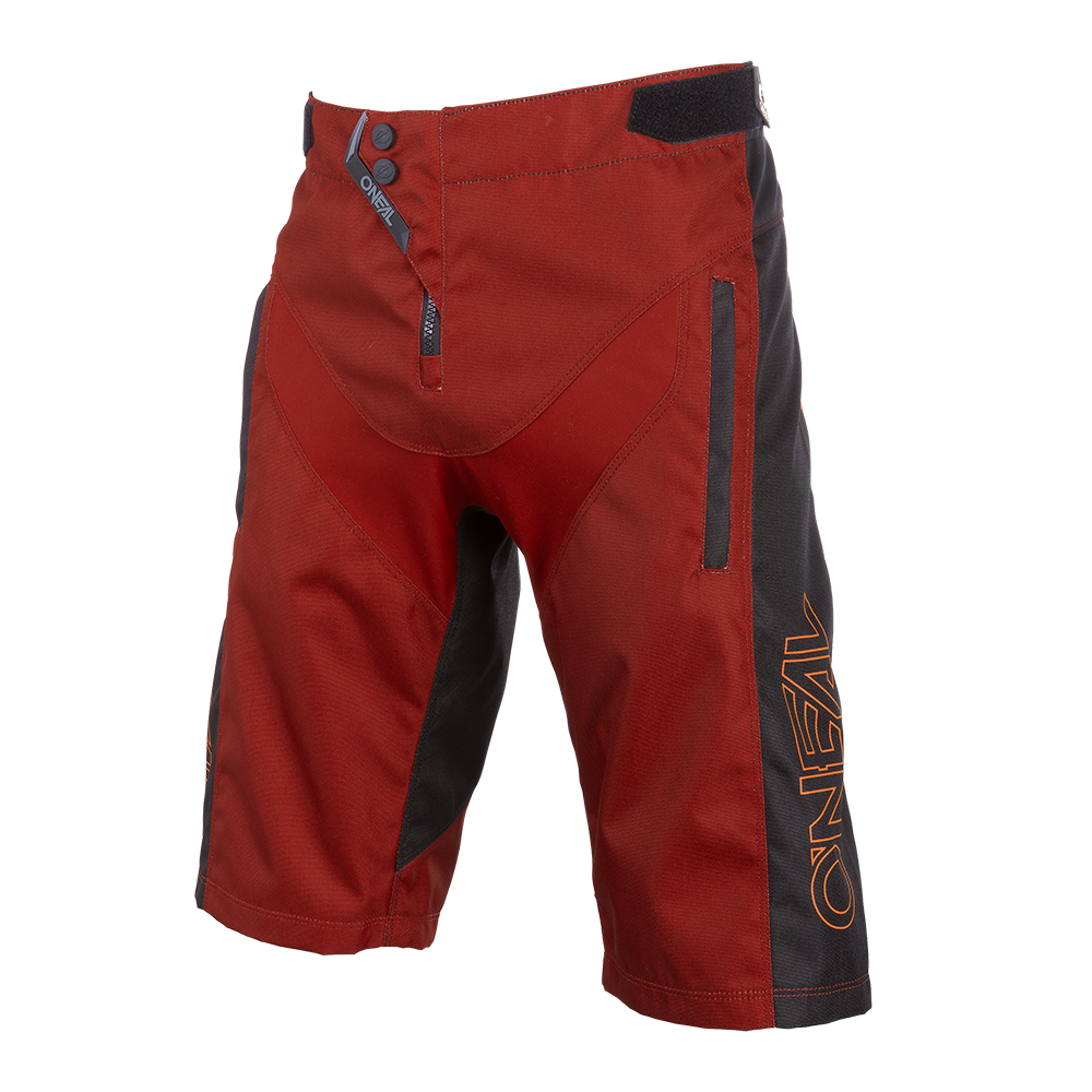 Pantaloni corti O'Neal ELEMENT FR Hybrid RED/ORANGE