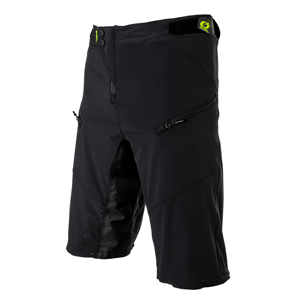 Pantaloni corti O'Neal PIN IT BLACK/HI-VIZ