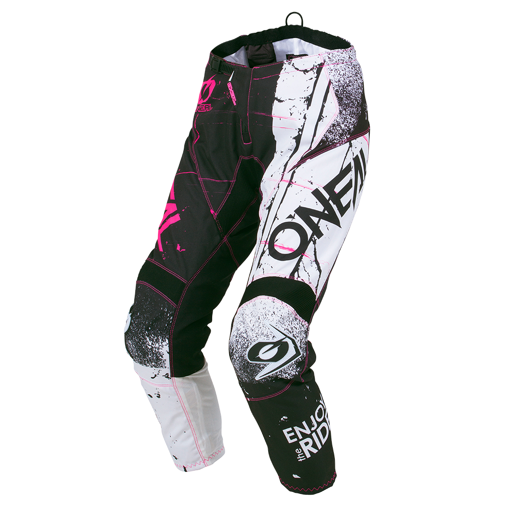 Pantaloni lunghi O'Neal ELEMENT WOMEN Shred PINK