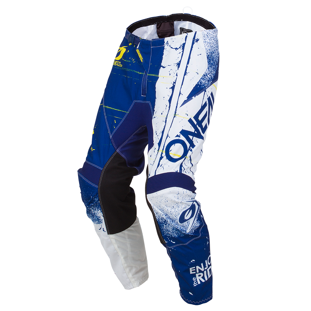 Pantaloni lunghi O'Neal ELEMENT YOUTH Shred BLUE