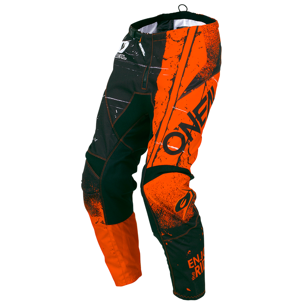 Pantaloni lunghi O'Neal ELEMENT Shred ORANGE