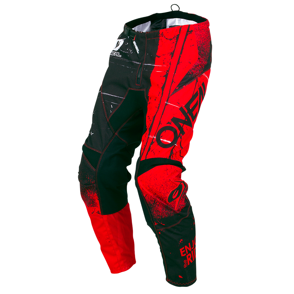 Pantaloni lunghi O'Neal ELEMENT YOUTH Shred RED