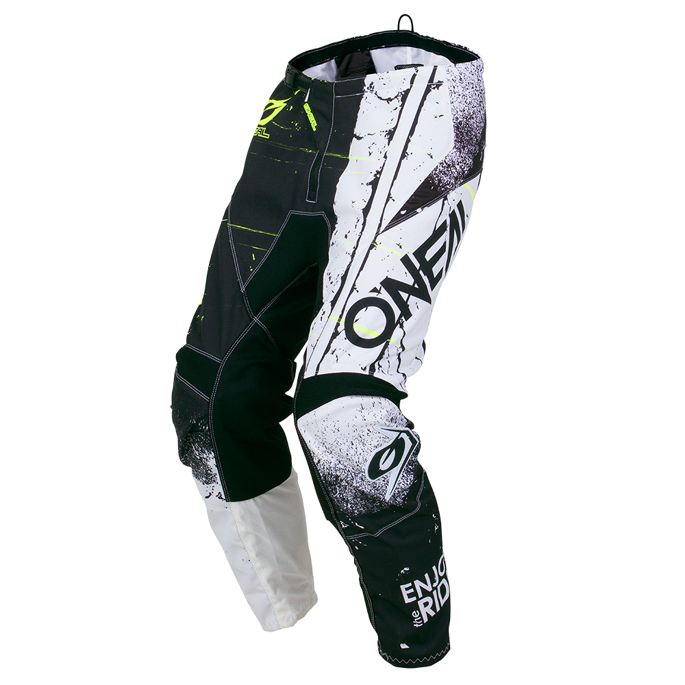 Pantaloni lunghi O'Neal ELEMENT YOUTH Shred WHITE