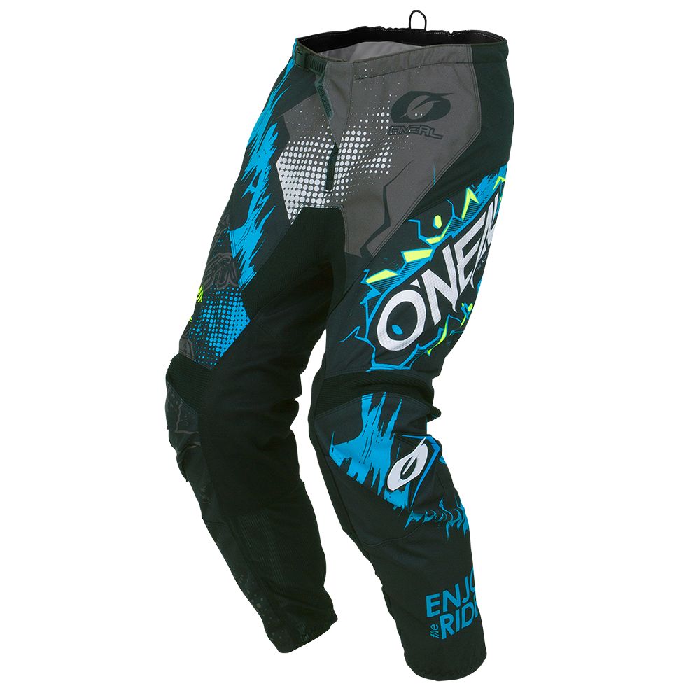 Pantaloni lunghi O'Neal ELEMENT YOUTH Villain GREY