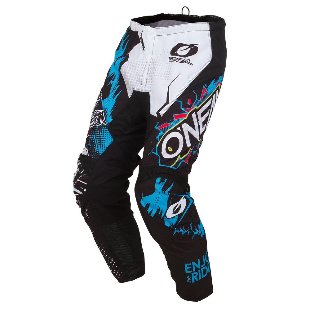 Pantaloni lunghi O'Neal ELEMENT YOUTH Villain WHITE