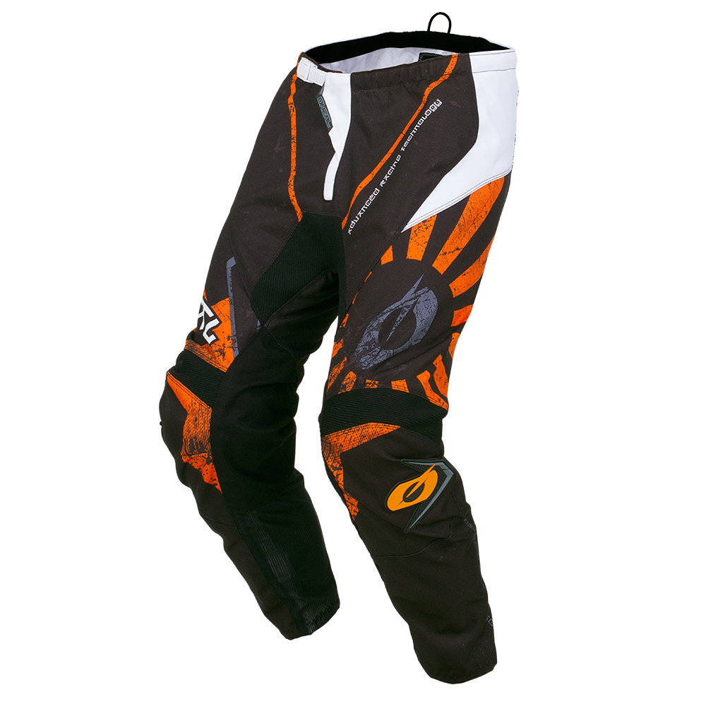 Pantaloni lunghi O'Neal ELEMENT Zen ORANGE