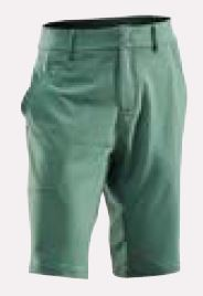 Pantaloni MTB Corti Northwave Escape Baggy GREEN FOREST