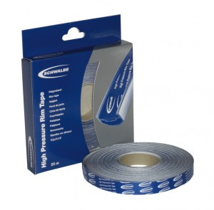 Paranipples in tessuto Schwalbe conf off - 25m-Rolle x18mm autoadesivo