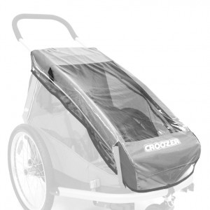 Parapioggia per carrellino 2014 2014 - Per Croozer Kid 1/Kid Plus 1 da 2014