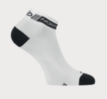 Calze Ciclismo Donna Northwave Pearl Sock WHITE-BLACK