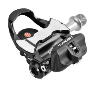 "Pedali Xpedo Clipless THRUST E - Neri, 9/16"" Road Thrust compatibil."