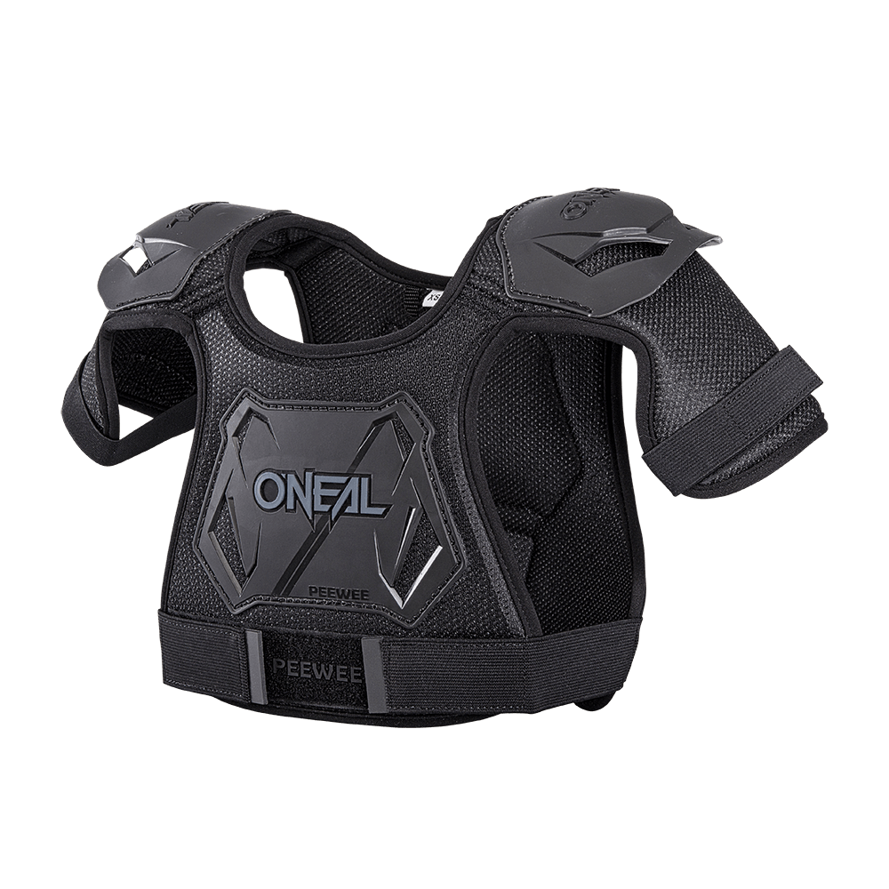 Pettorina per bambini O'Neal PEEWEE CHEST GUARD BLACK
