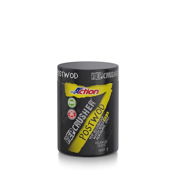 ProAction REP CRUSHER POSTWOD - Barattolo 400 gr.