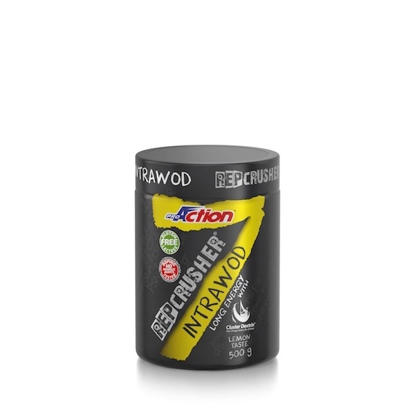 REP CRUSHER INTRAWOD - ProAction Integratore Alimentare intra workout. Barattolo 500 gr.