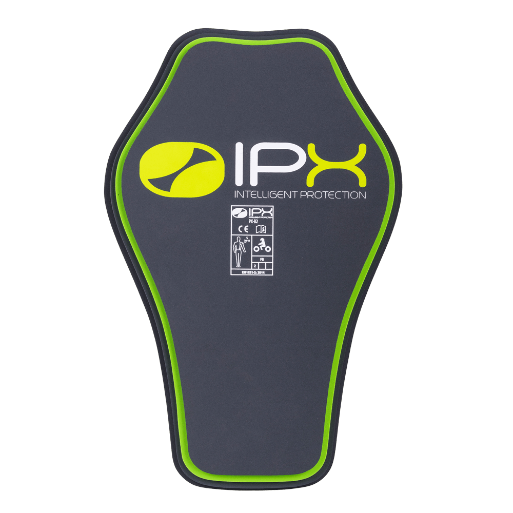 Ricambio protettore schiena IPX BACKPROTECTOR GREEN