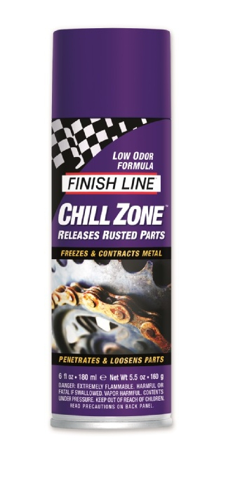 Sbloccante per le Parti Finish Line Chill Zone Spray 180 ml.