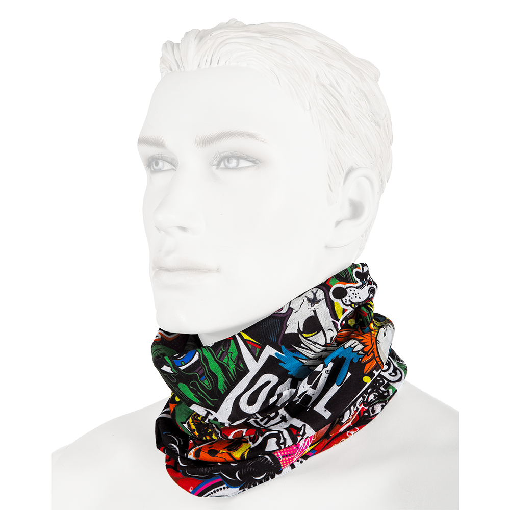 Scaldacollo O'Neal NECKWARMER Crank UNICA MULTI