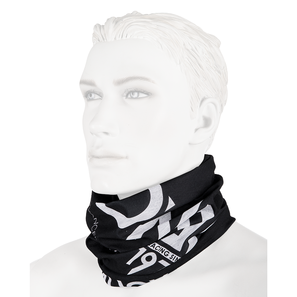 Scaldacollo O'Neal NECKWARMER Solid UNICA BLACK/WHITE
