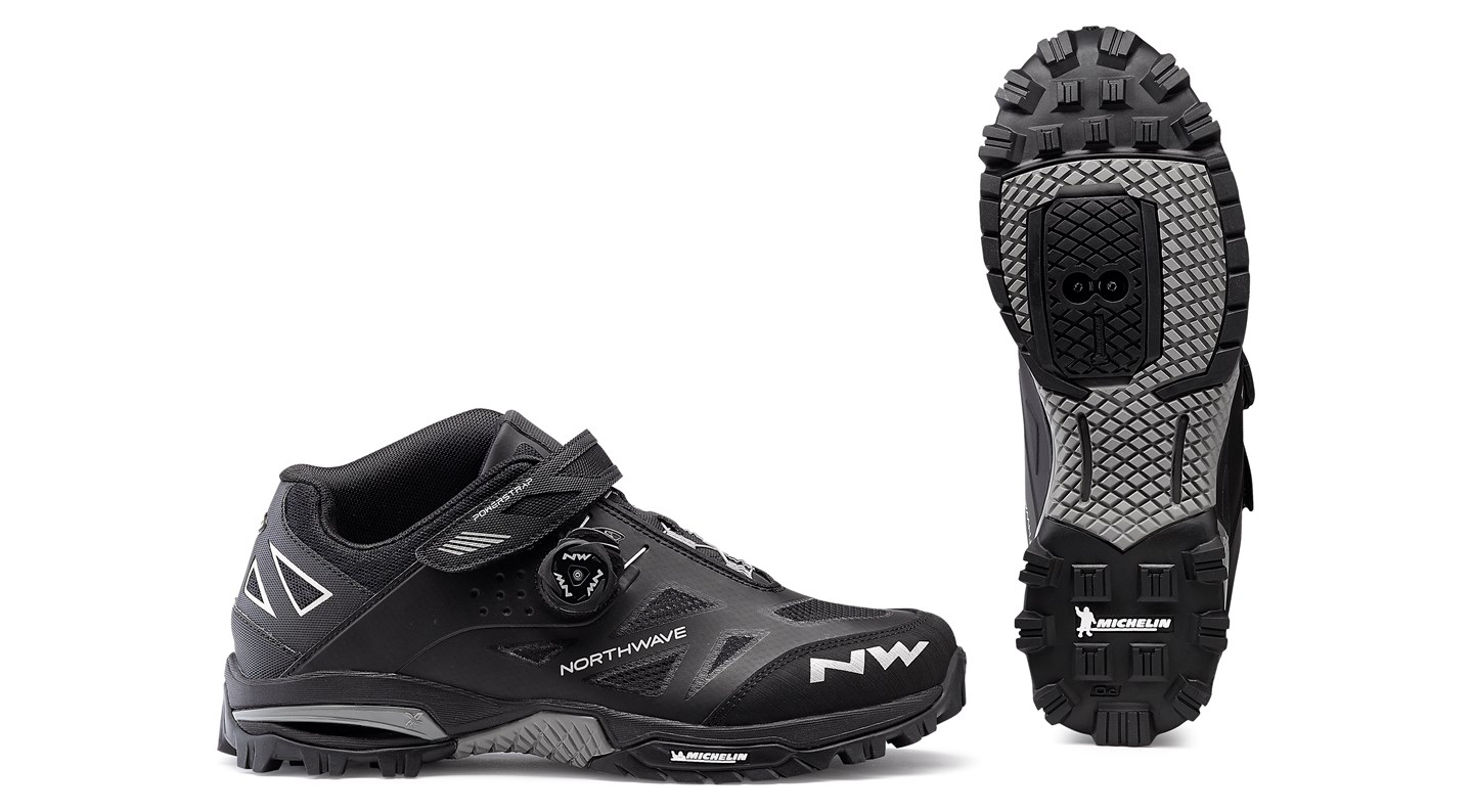 Scarpe Northwave All Mountain Enduro Mid BLACK