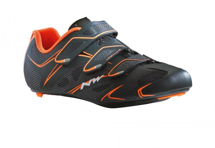 Scarpe Ciclismo Northwave Sonic 3S BLACK-ORANGE