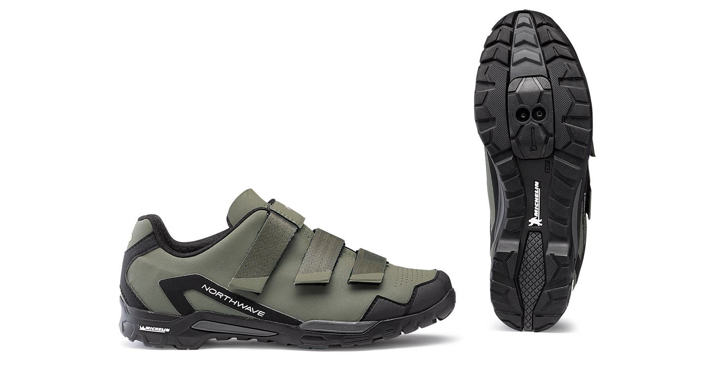 Scarpe Ciclismo MTB Northwave Outcross 2 FOREST
