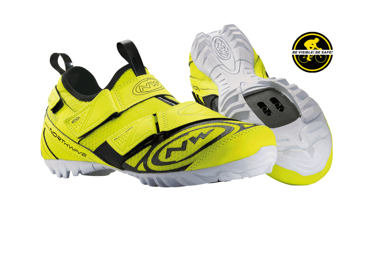 Scarpe Northwave Multi-App YELLOW-FLUO