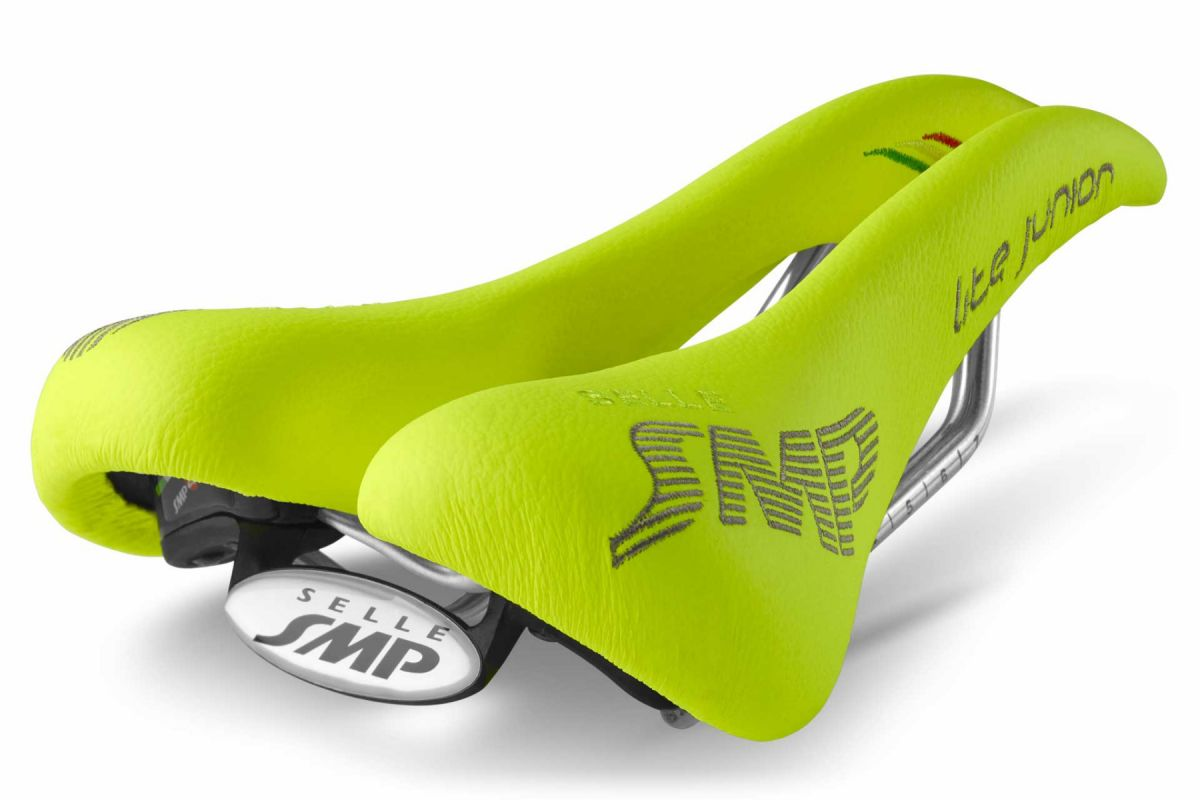 Sella SMP LITE JUNIOR  GIALLO FLUO