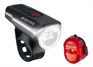 Set luci LED batt.Aura 60 USB/Nugget II - SIGMA
