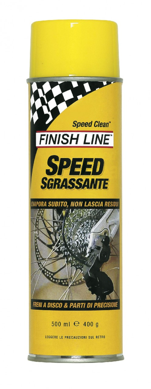 Sgrassante Asciutto Finish Line Speed Clean Spray 500 ml.