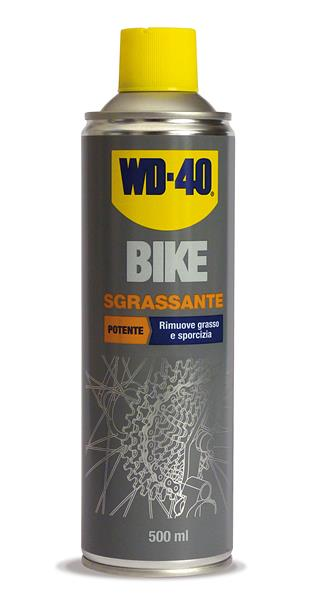 Sgrassante catena WD-40 Bike 500 ml.