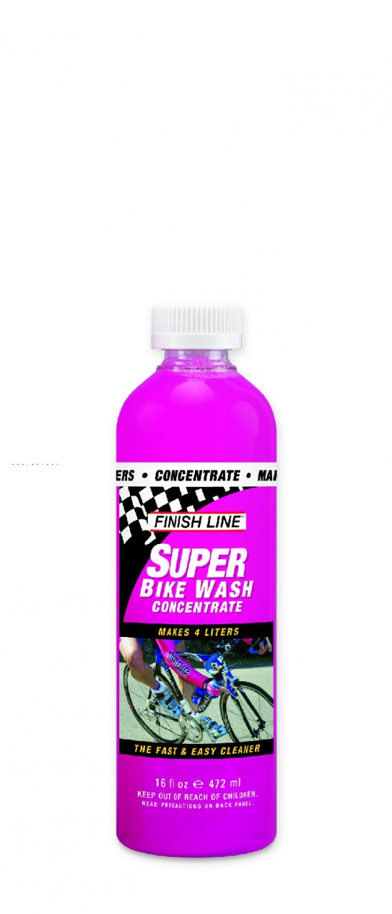 Sgrassante Finish Line Bike Wash Concentrato 475 ml.