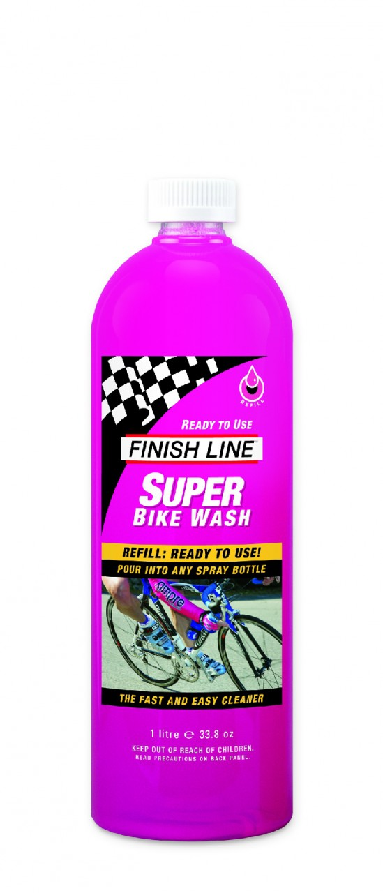 Sgrassante Finish Line Bike Wash Ricarica 1 l.