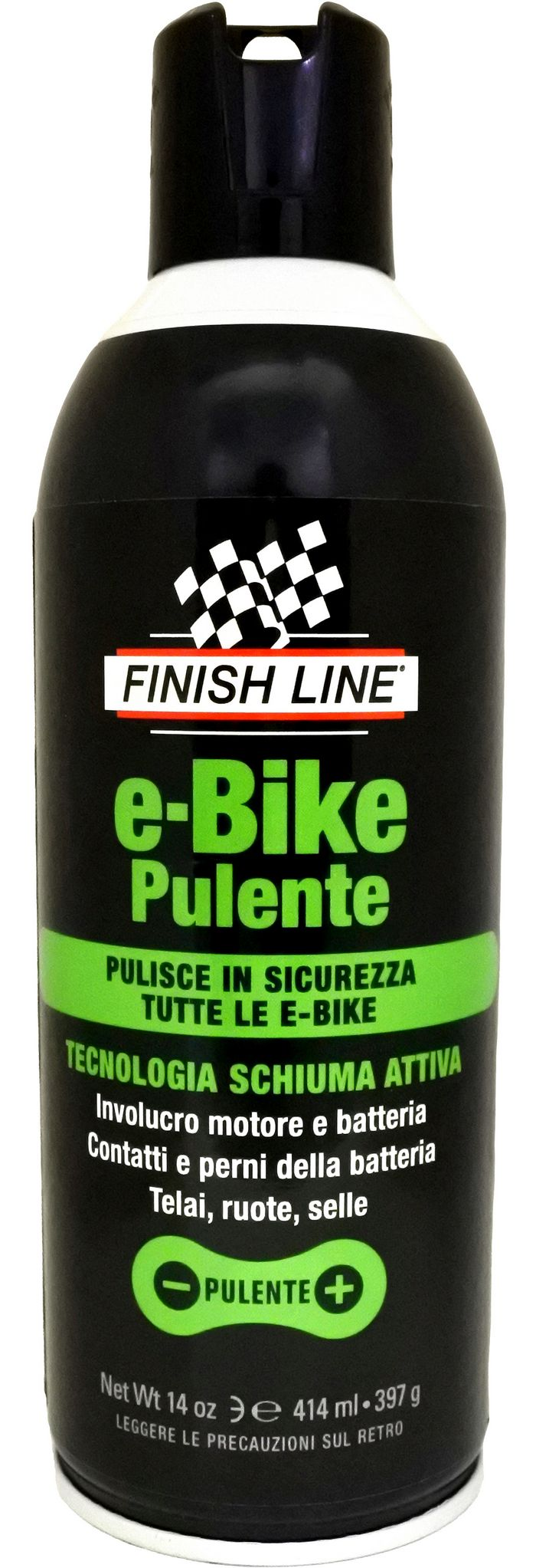 Sgrassante per E-bike Finish Line 414 ml.