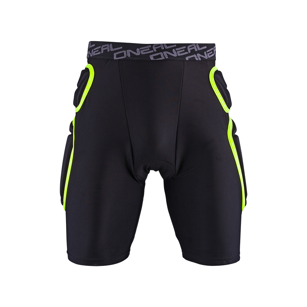 Short di protezione O'Neal TRAIL SHORT LIME/BLACK
