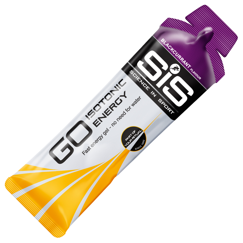 SIS Go Isotonic Energy Gel Mirtillo. Bustine 60 ml.