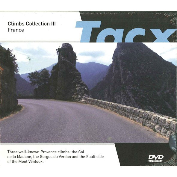 Tacx Climbs Collection III - France