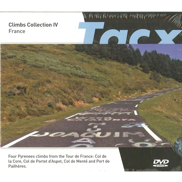 Tacx Climbs Collection IV - France