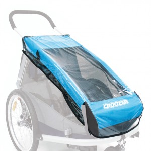 Tettuccio antipioggia per Croozer 2010 - per Croozer 2010 Kid for 1